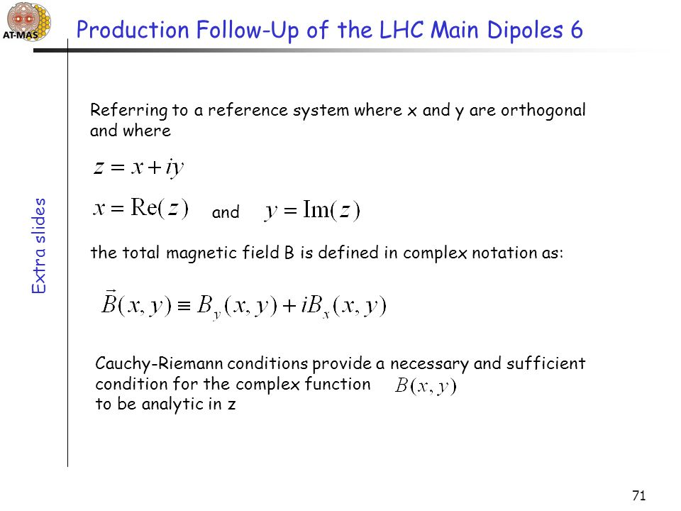 Production Follow-Up of the LHC Main Dipoles 6