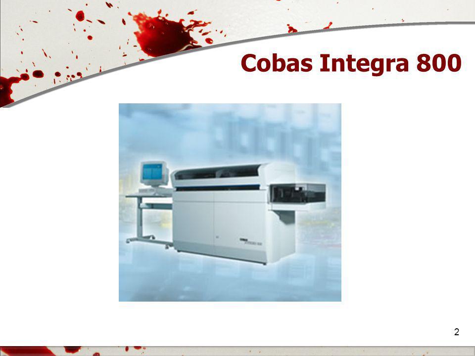 Cobas Integra 800