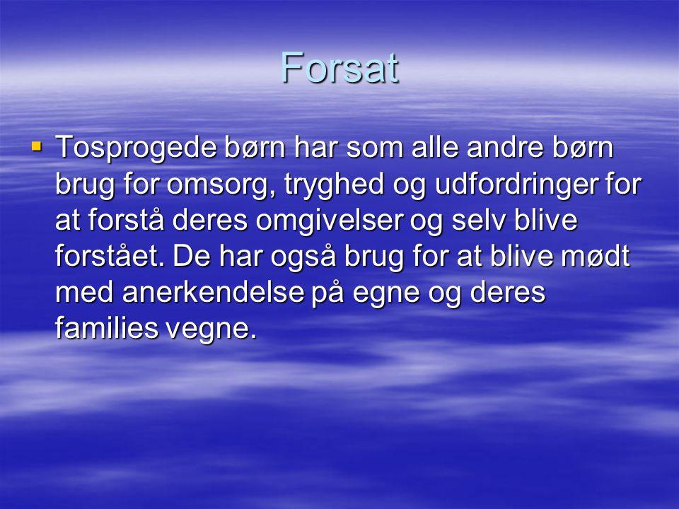 Forsat