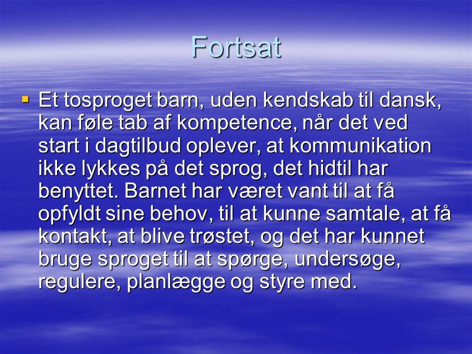 Fortsat