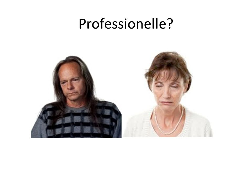 Professionelle