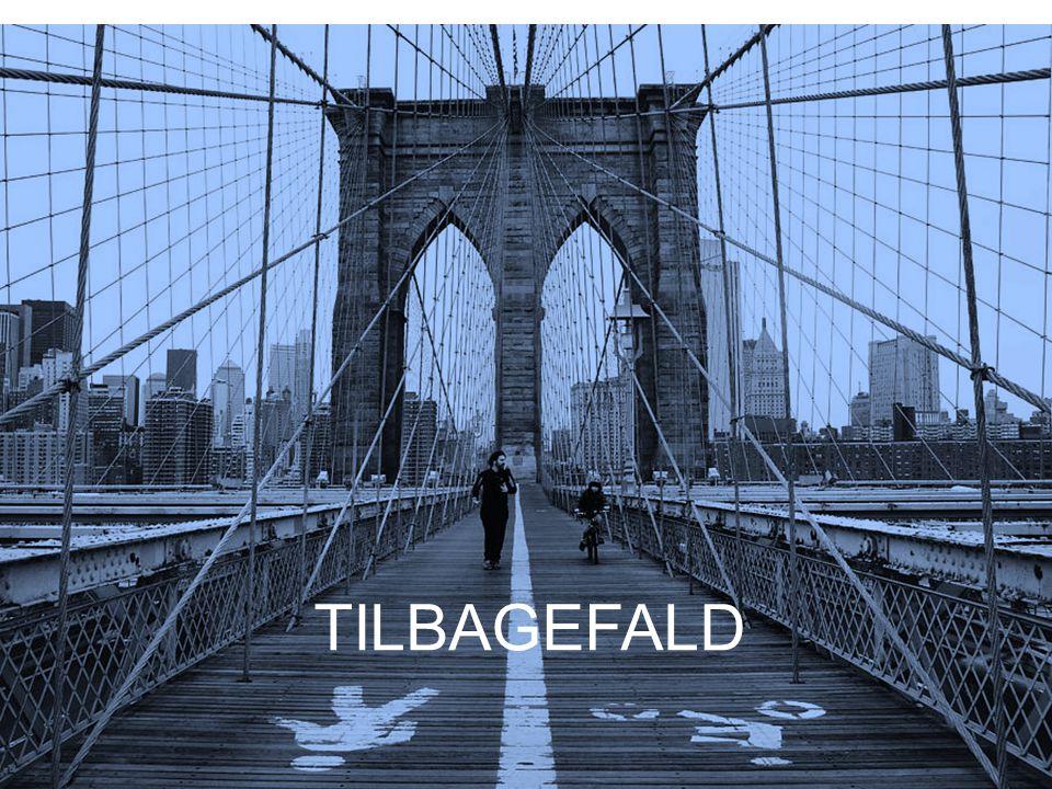 TILBAGEFALD