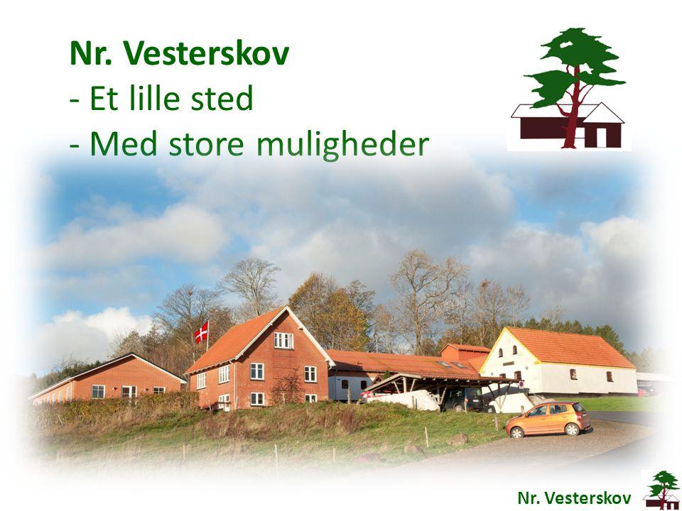 Nr. Vesterskov - Et lille sted - Med store muligheder