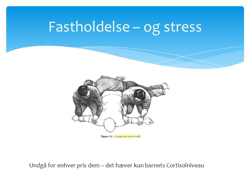 Fastholdelse – og stress