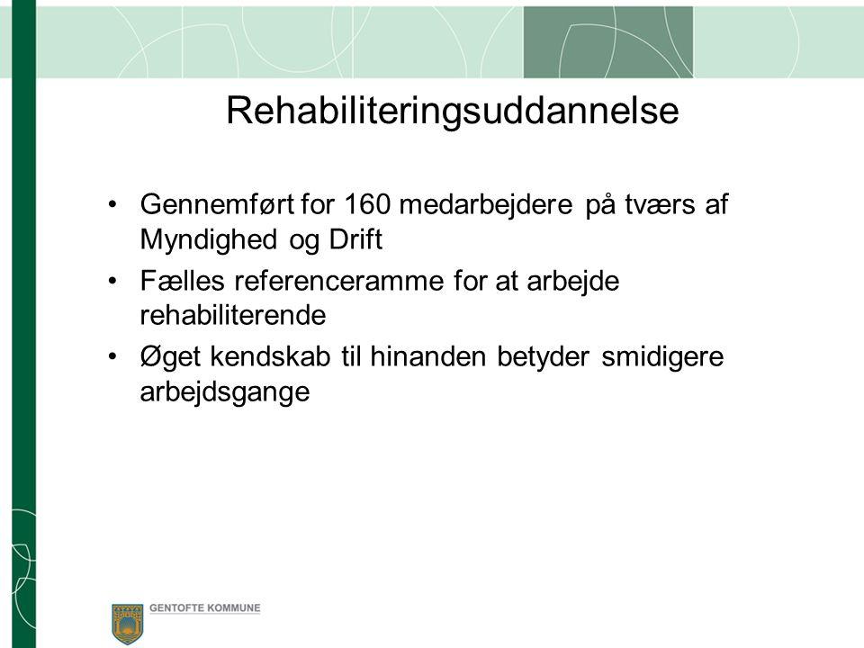 Rehabiliteringsuddannelse