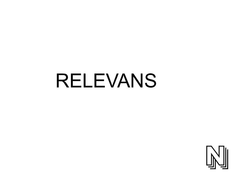 RELEVANS