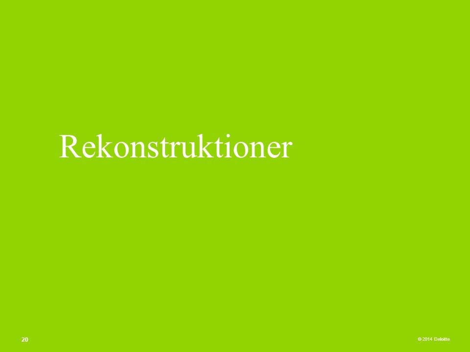 Rekonstruktioner