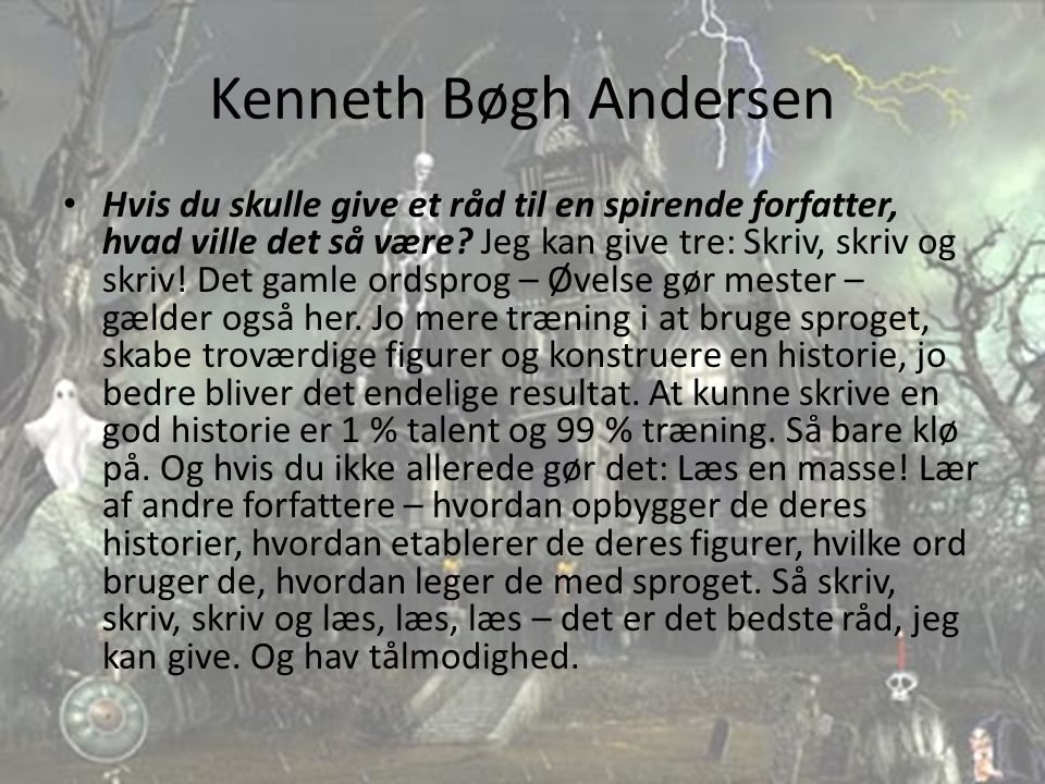Kenneth Bøgh Andersen