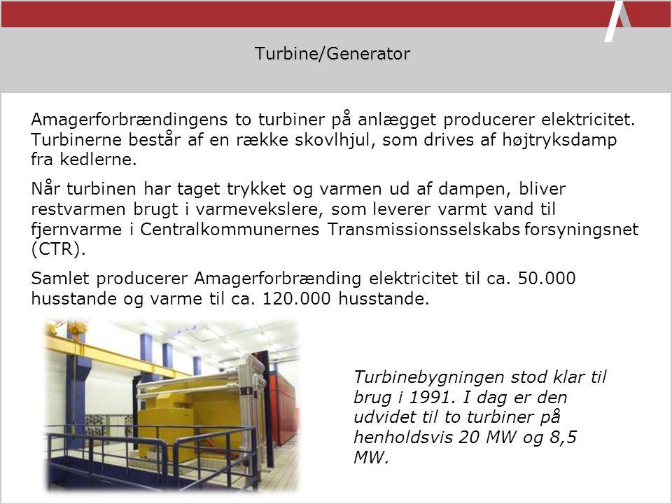 Turbine/Generator