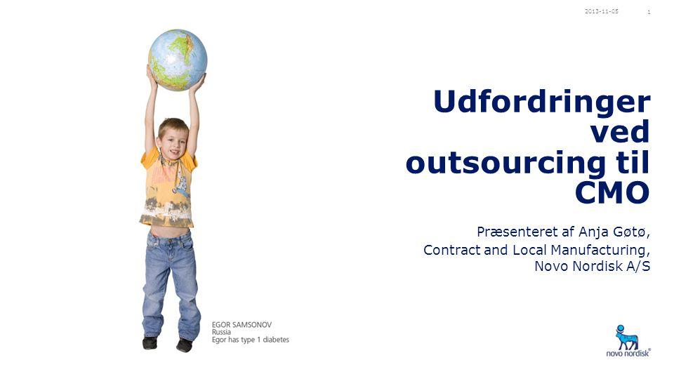 Udfordringer ved outsourcing til CMO