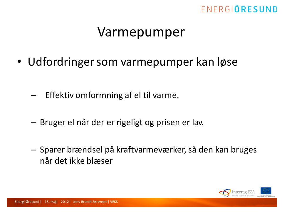 Varmepumper Udfordringer som varmepumper kan løse
