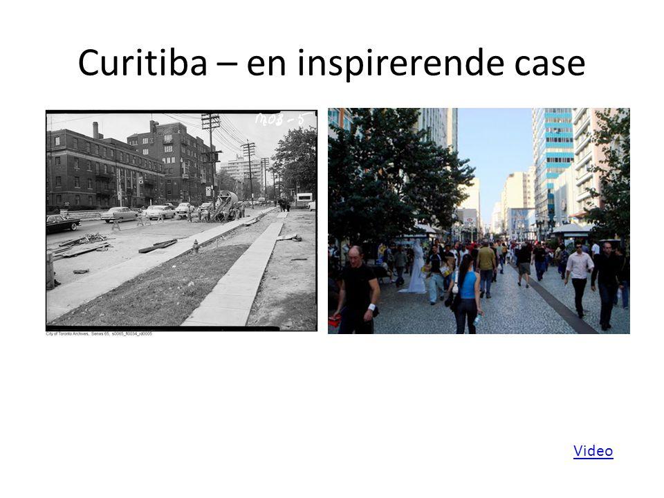 Curitiba – en inspirerende case