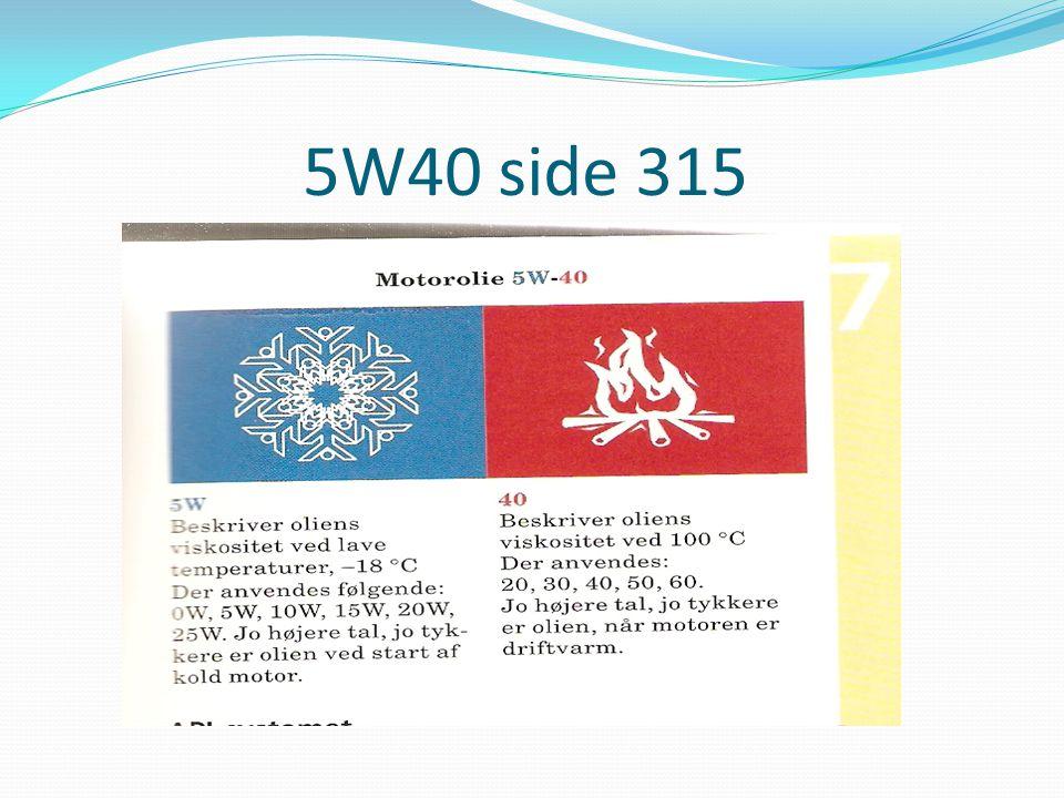 5W40 side 315