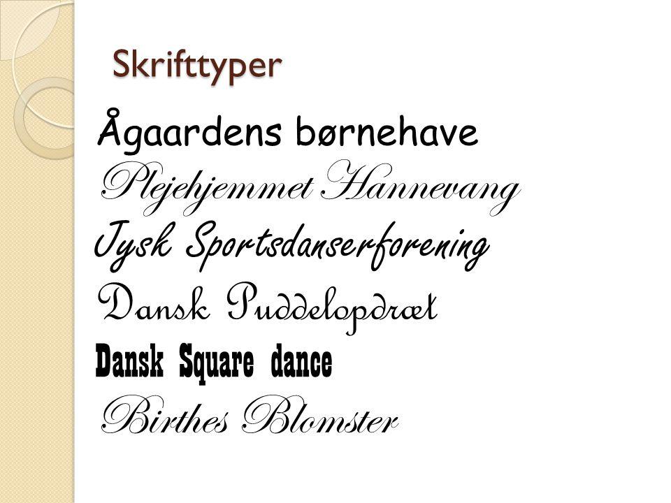 Jysk Sportsdanserforening Dansk Puddelopdræt Birthes Blomster