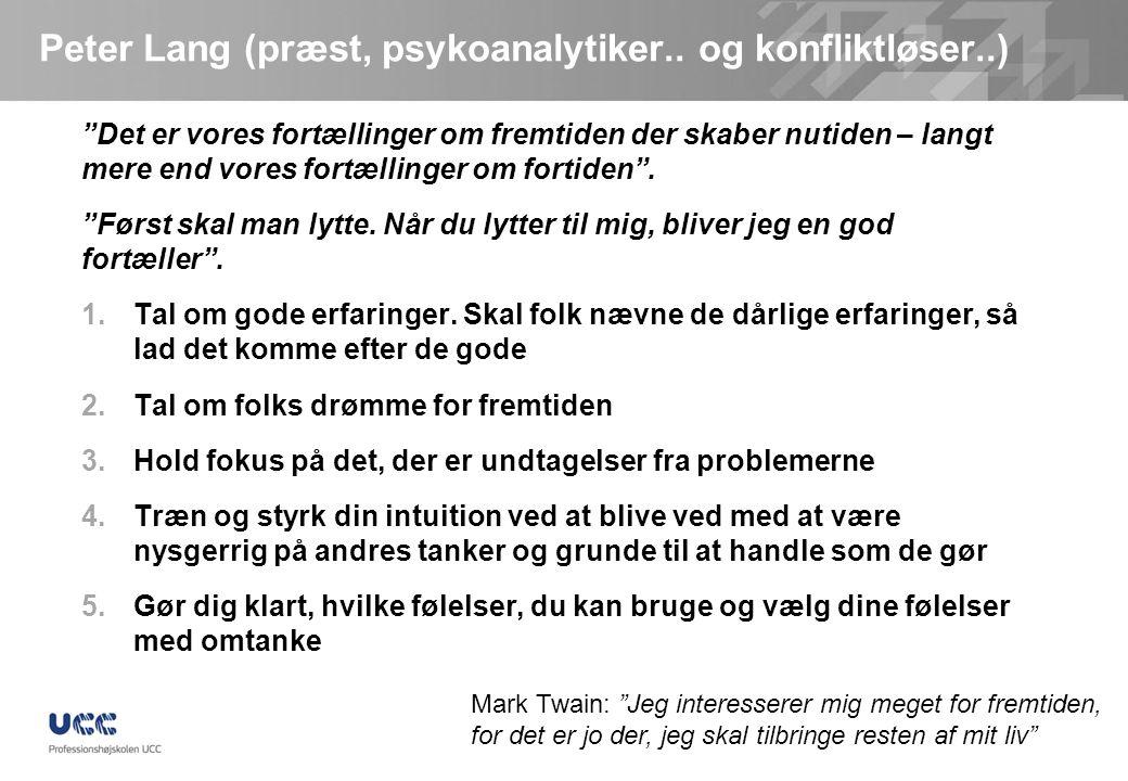 Peter Lang (præst, psykoanalytiker.. og konfliktløser..)