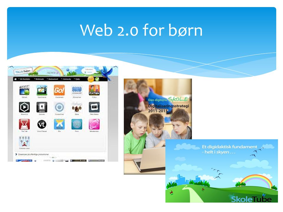 Web 2.0 for børn