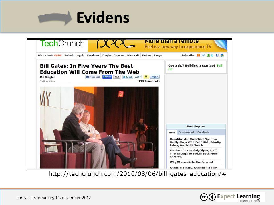 Evidens http://techcrunch.com/2010/08/06/bill-gates-education/#