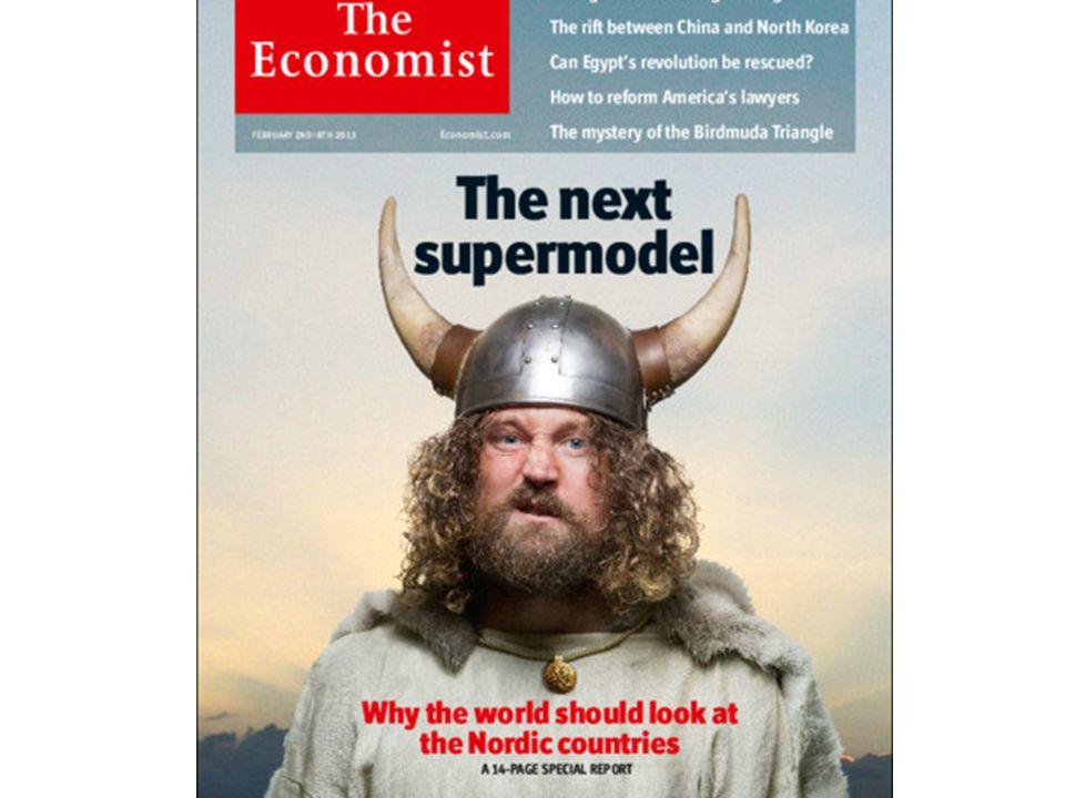 Verden misunder den nordiske indretning.