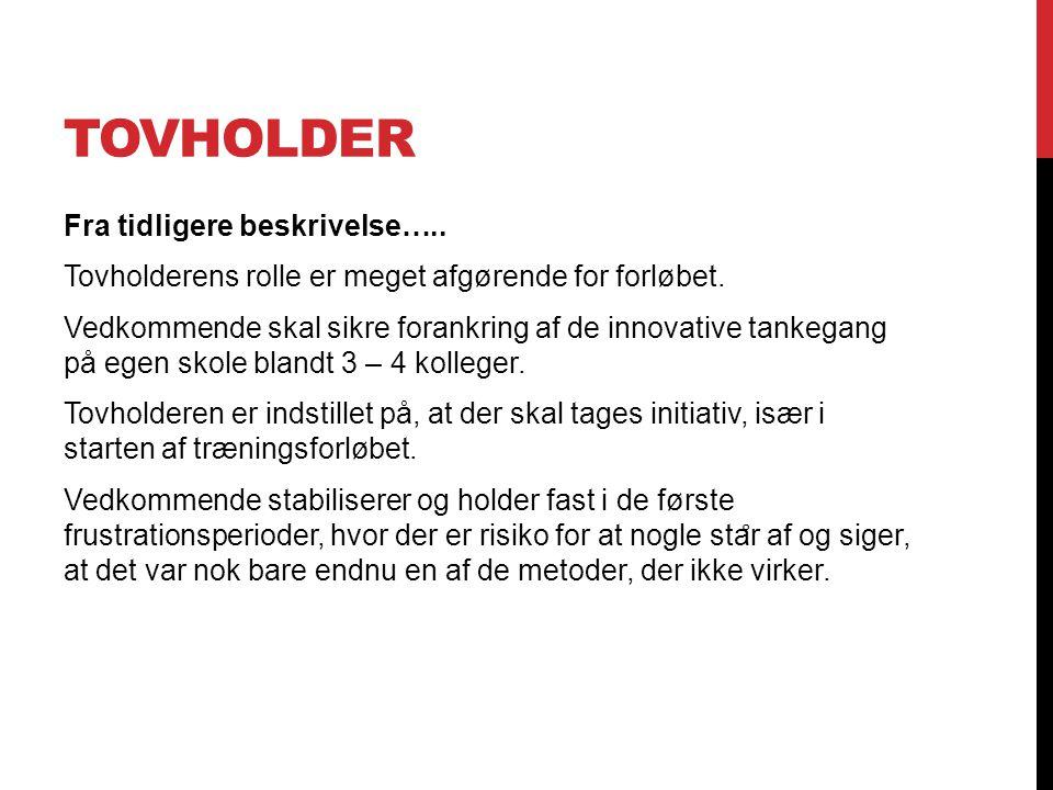 Tovholder