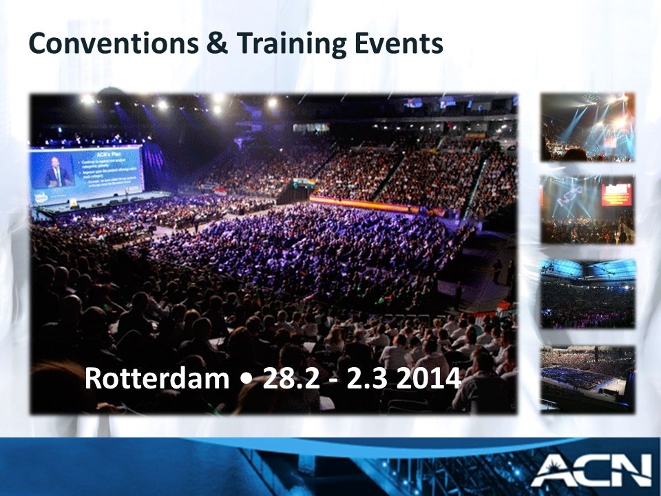 Conventions & Training Events