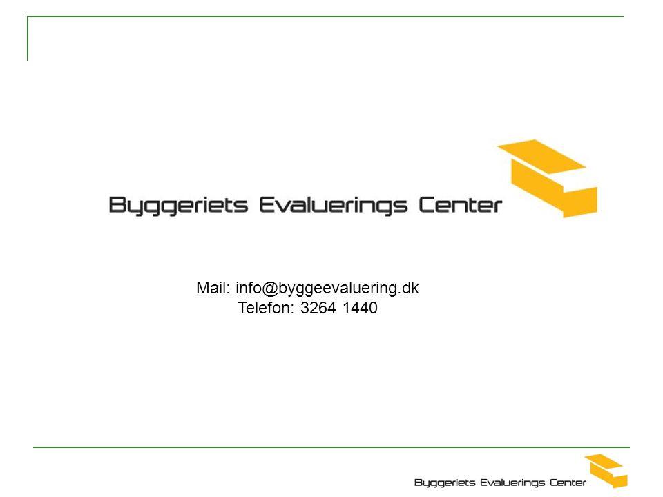 Mail: info@byggeevaluering.dk