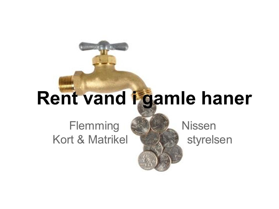 Flemming Nissen Kort & Matrikel styrelsen