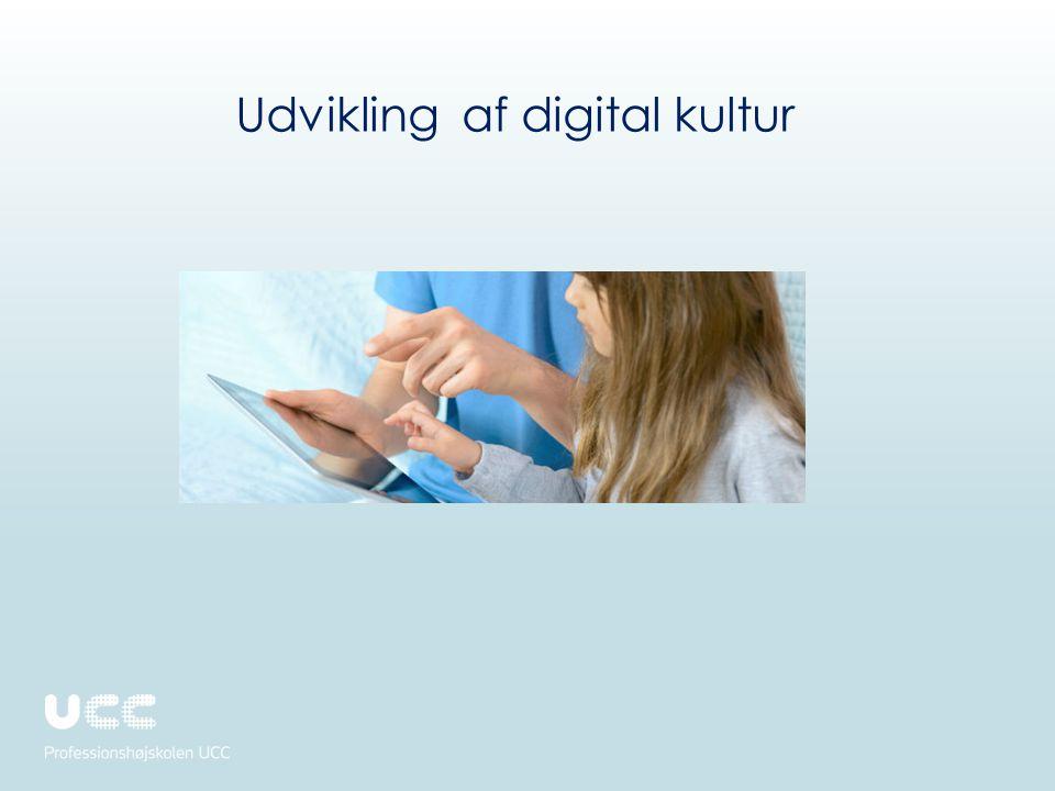 Udvikling af digital kultur