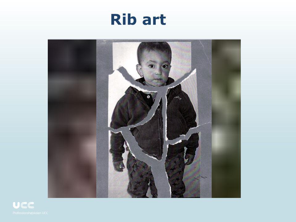 Rib art