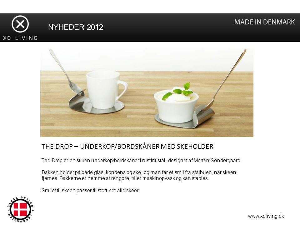 THE DROP – UNDERKOP/BORDSKÅNER MED SKEHOLDER