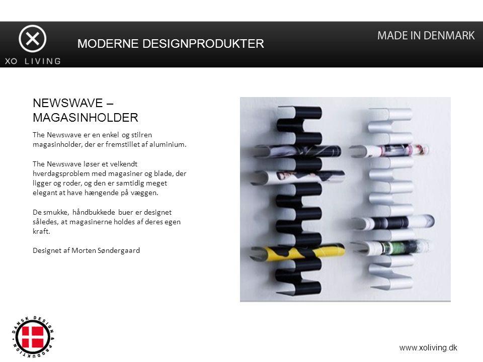 MODERNE DESIGNPRODUKTER