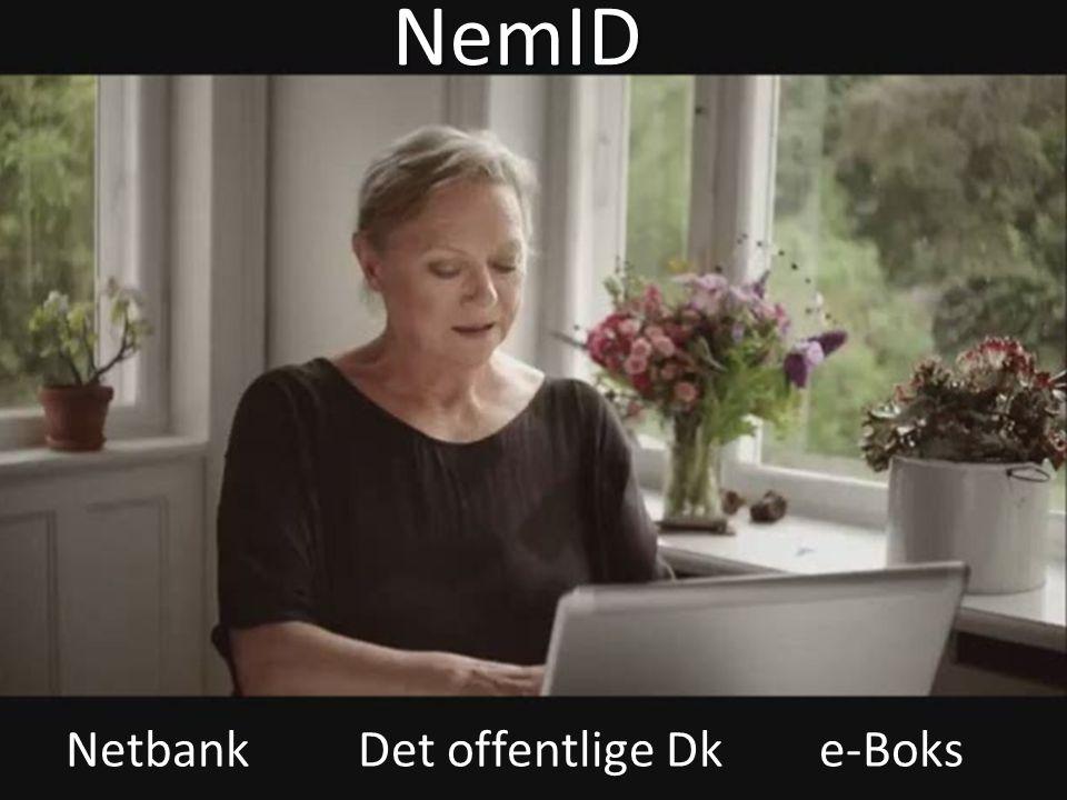Netbank Det offentlige Dk e-Boks