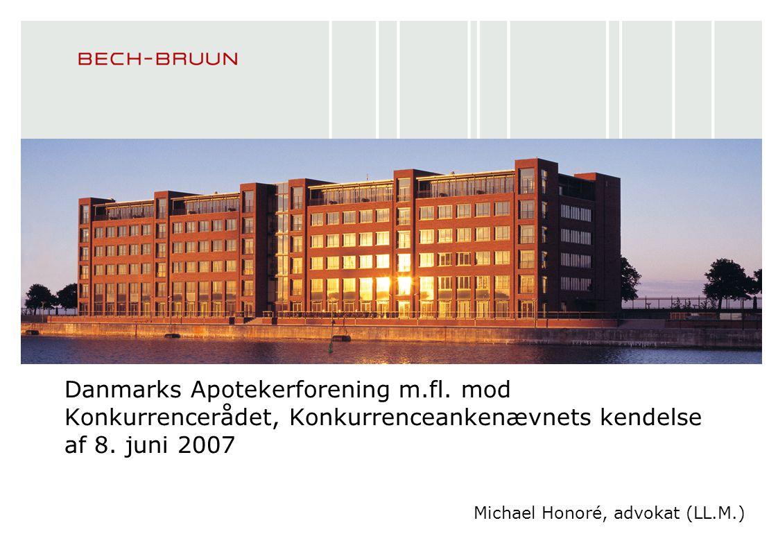 Danmarks Apotekerforening m. fl