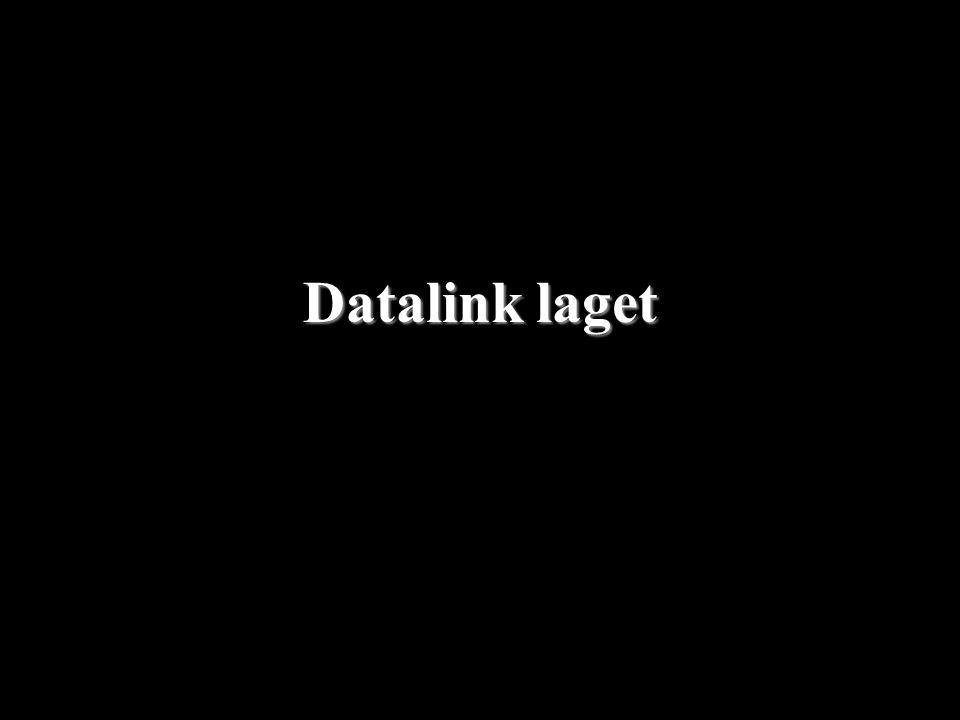 Datalink laget