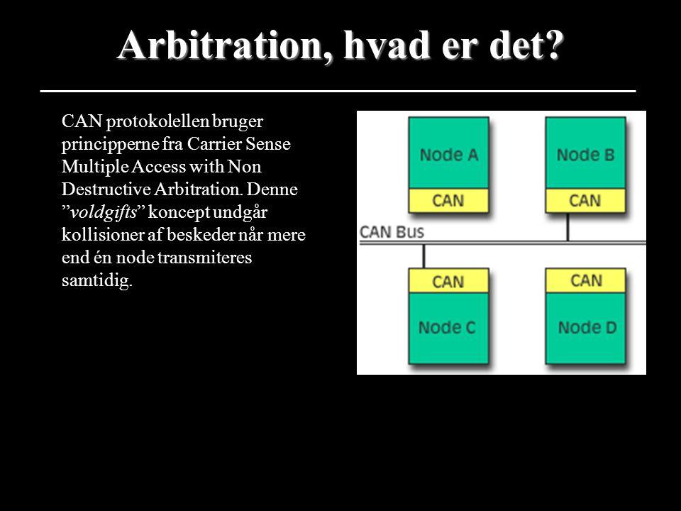 Arbitration, hvad er det