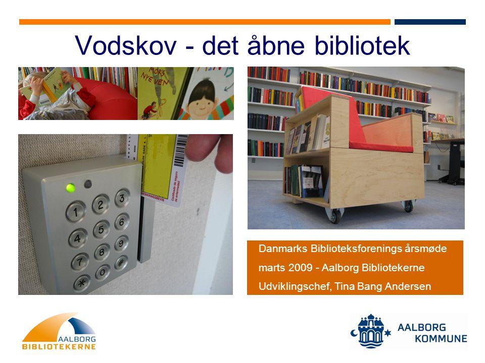 Vodskov - det åbne bibliotek