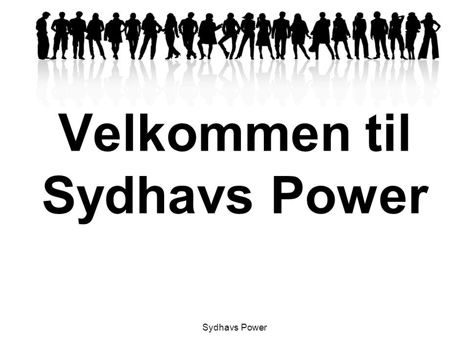 Velkommen til Sydhavs Power