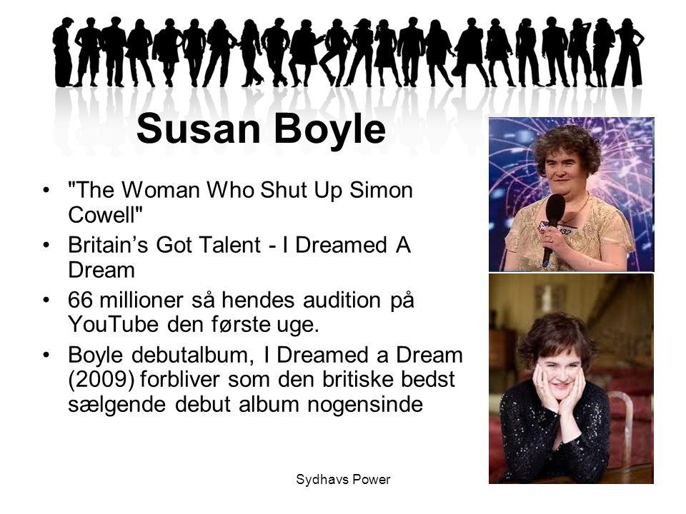 Susan Boyle The Woman Who Shut Up Simon Cowell
