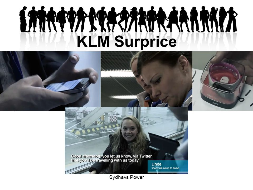KLM Surprice Sydhavs Power