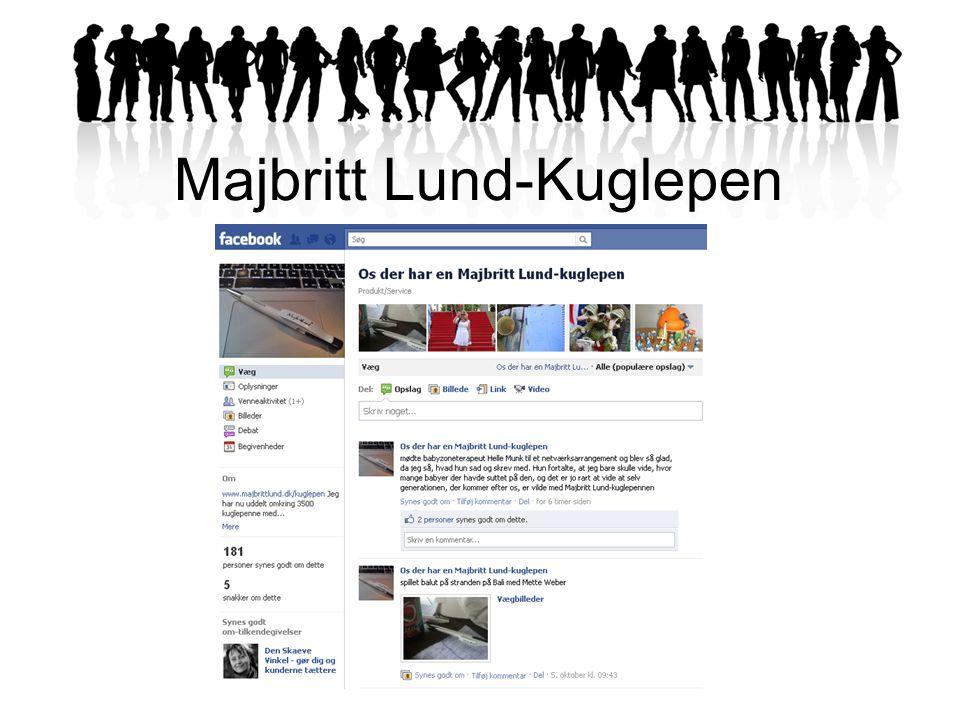 Majbritt Lund-Kuglepen