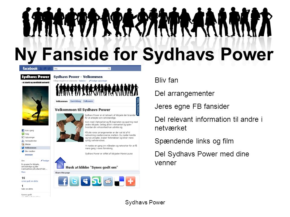 Ny Fanside for Sydhavs Power