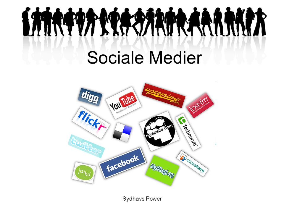 Sociale Medier Sydhavs Power