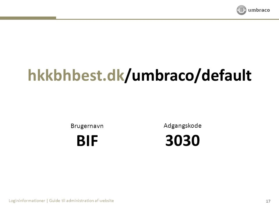 hkkbhbest.dk/umbraco/default