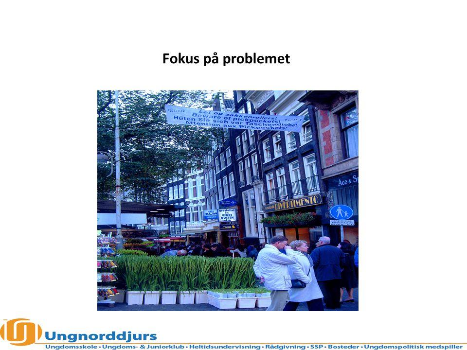 Fokus på problemet