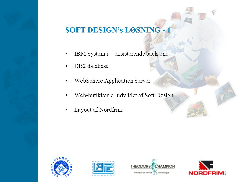 SOFT DESIGN's LØSNING - 1