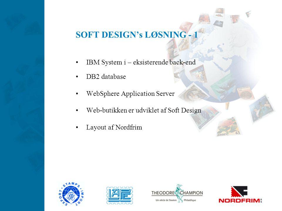 SOFT DESIGN's LØSNING - 1