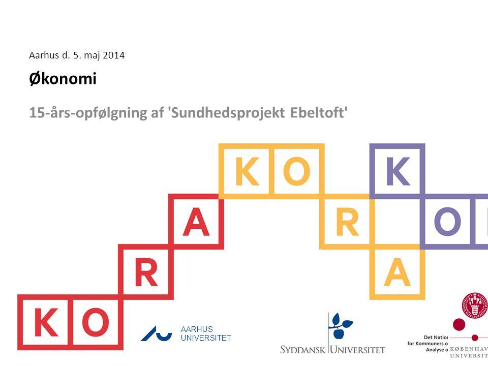 15-års-opfølgning af Sundhedsprojekt Ebeltoft