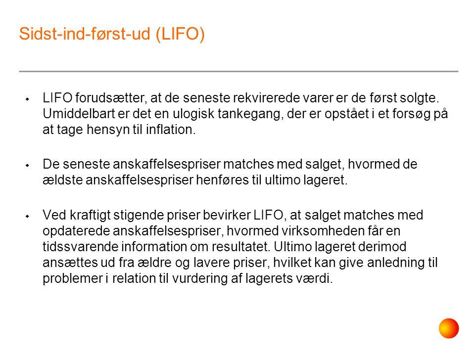 Sidst-ind-først-ud (LIFO)