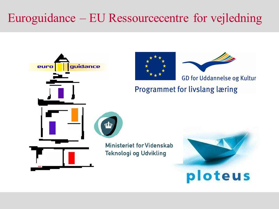 Euroguidance – EU Ressourcecentre for vejledning