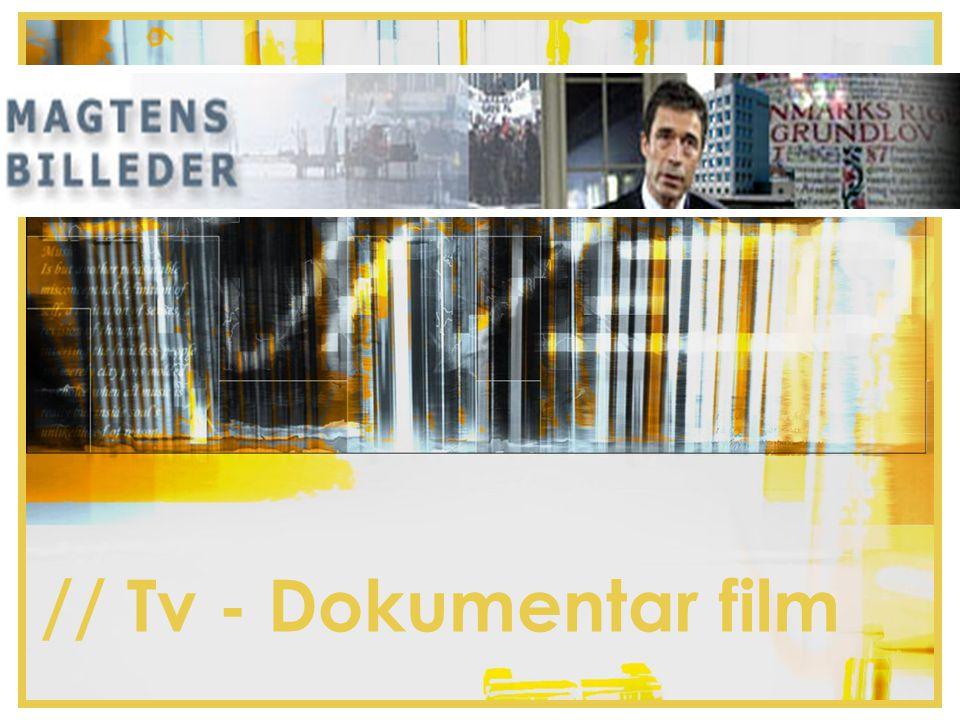 // Tv - Dokumentar film