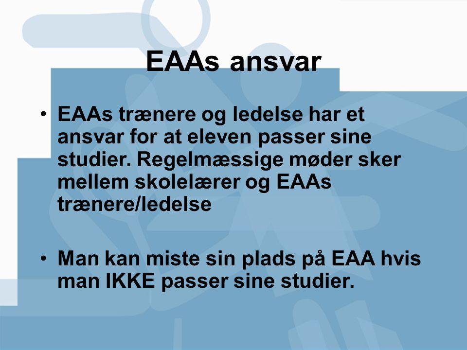 EAAs ansvar